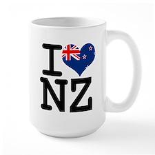 I Heart NZ Mug