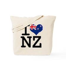 I Heart NZ Tote Bag