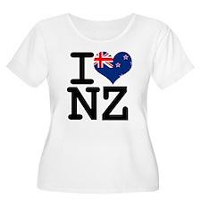 I Heart NZ T-Shirt