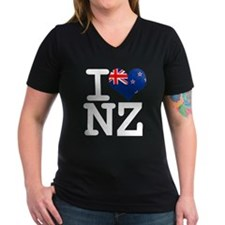 I Heart NZ Shirt