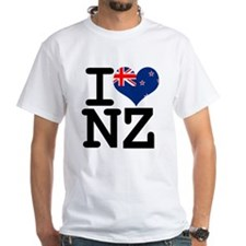 I Heart NZ Shirt