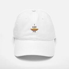 I Like Pie Baseball Baseball Cap