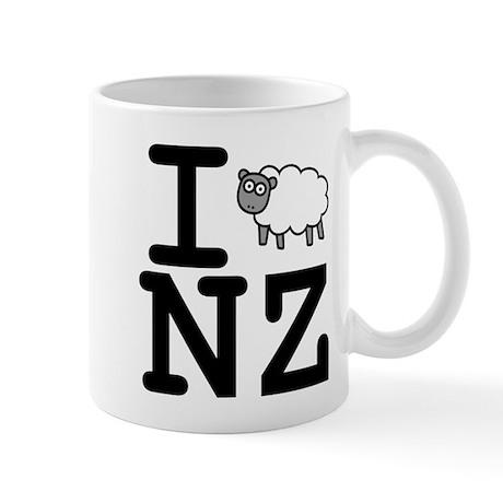 I Sheep NZ Mug