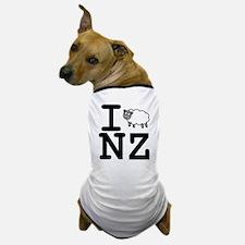 I Sheep NZ Dog T-Shirt