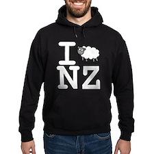 I Sheep NZ Hoodie