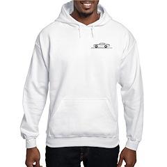 1971 Plymouth Duster Hooded Sweatshirt