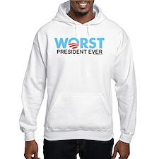 Worst President Ever Hoodie