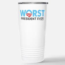 Worst President Ever Travel Mug