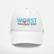Worst President Ever Baseball Baseball Cap