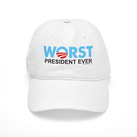 Worst President Ever Cap