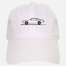 1968 Plymouth Barracuda Baseball Baseball Cap