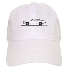 1968 Plymouth Barracuda Baseball Cap