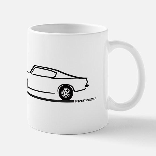 1968 Plymouth Barracuda Mug