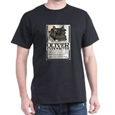 Oliver Typewriter T-Shirt