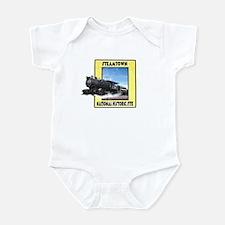Steamtown National Historic S Infant Bodysuit