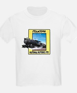 Steamtown National Historic S T-Shirt