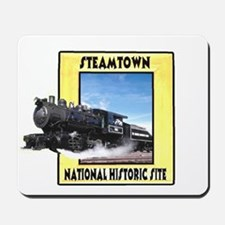 Steamtown National Historic S Mousepad