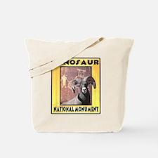 Dinosaur National Monument Tote Bag
