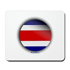 Costa Rica - Heart Mousepad