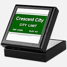 Crescent City Keepsake Box