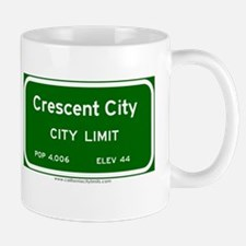 Crescent City Mug