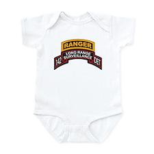 142 Long Range Surveillance D Infant Bodysuit