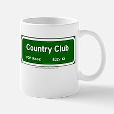 Country Club Mug