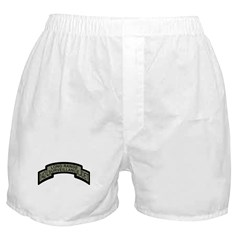 142 Long Range Surveillance D Boxer Shorts