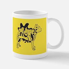 Yellow Tattoo Pit Mug