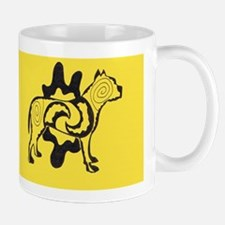 Yellow Tattoo Pit2 Mug