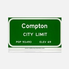 Compton Rectangle Magnet