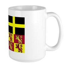 Welsh & Breton Flags Mug