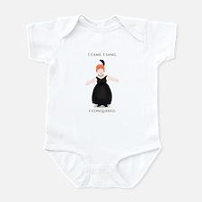 Diva Triumphant Infant Bodysuit