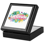 1st Grade Retro Keepsake Box