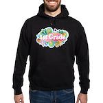 1st Grade Retro Hoodie (dark)