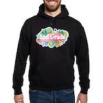 2nd Grade Retro Hoodie (dark)