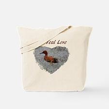 Cute Duck whisperer Tote Bag