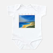 Golden Beach Infant Bodysuit
