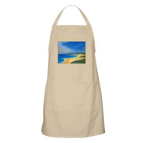 Golden Beach Apron