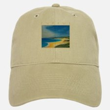 Golden Beach Baseball Baseball Cap