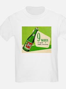 Cool Vintage advertising T-Shirt
