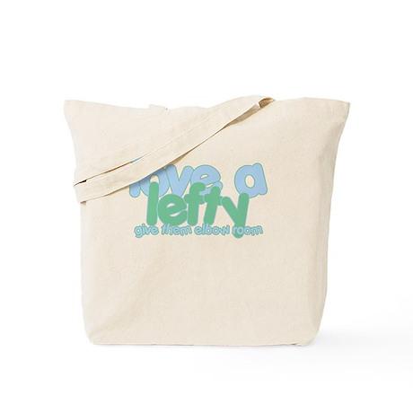 Love a Lefty Tote Bag
