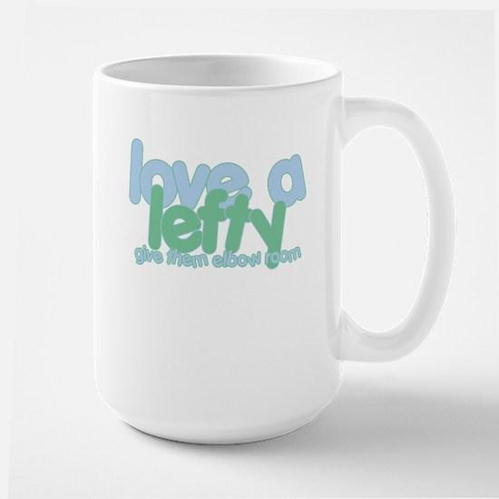 Love a Lefty Large Mug