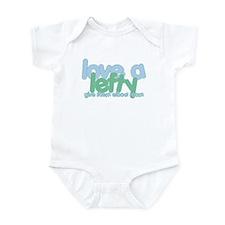 Love a Lefty Infant Bodysuit