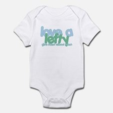 Love a Lefty Infant Bodysuit