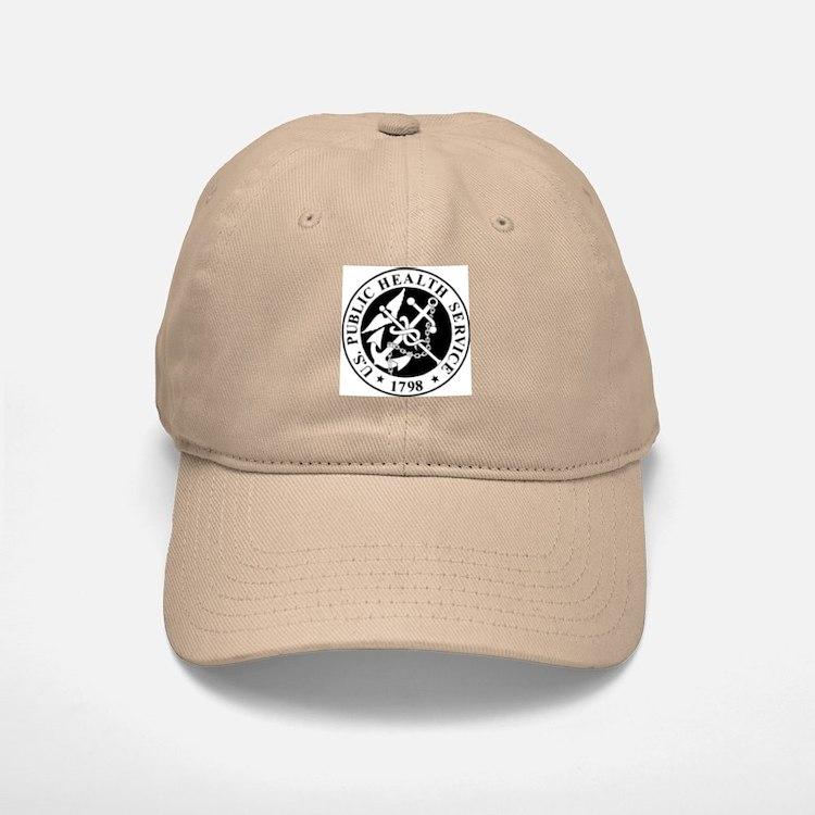 U. S. Public Health Service<BR> Khaki Baseball Baseball Cap