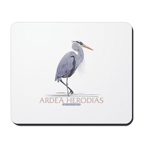 GP-Heron Mousepad