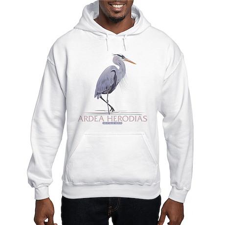 GP-Heron Hooded Sweatshirt