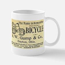 Vintage Bike Ad Mugs