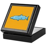 Fishstick Fish Keepsake Box